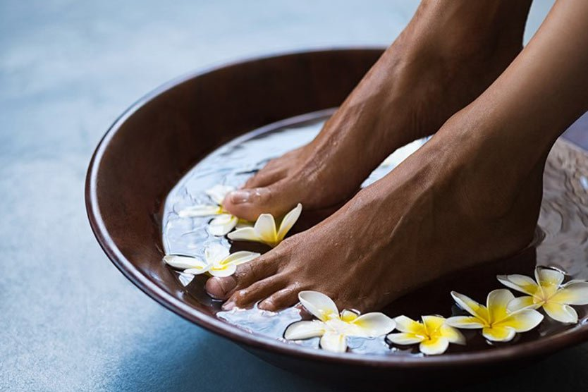 The Foot Spa
